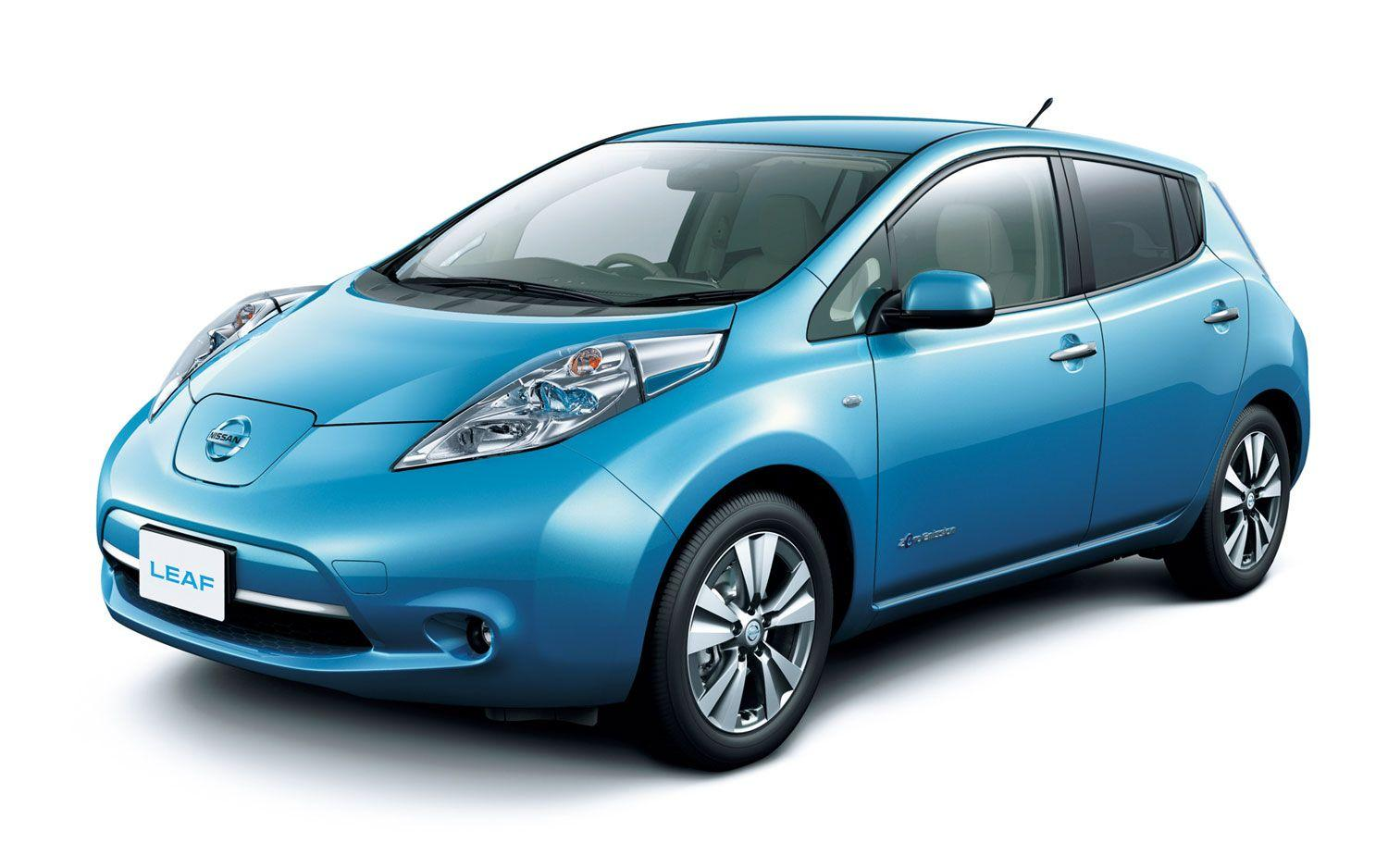 Nissan Leaf - Information and photos - MOMENTcar
