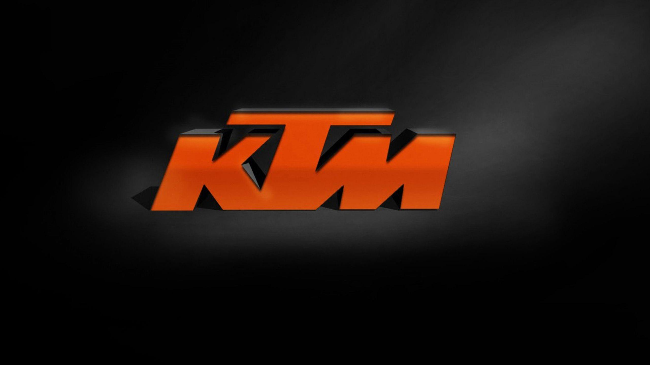 Ktm Ready To Race Logo Wallpaper