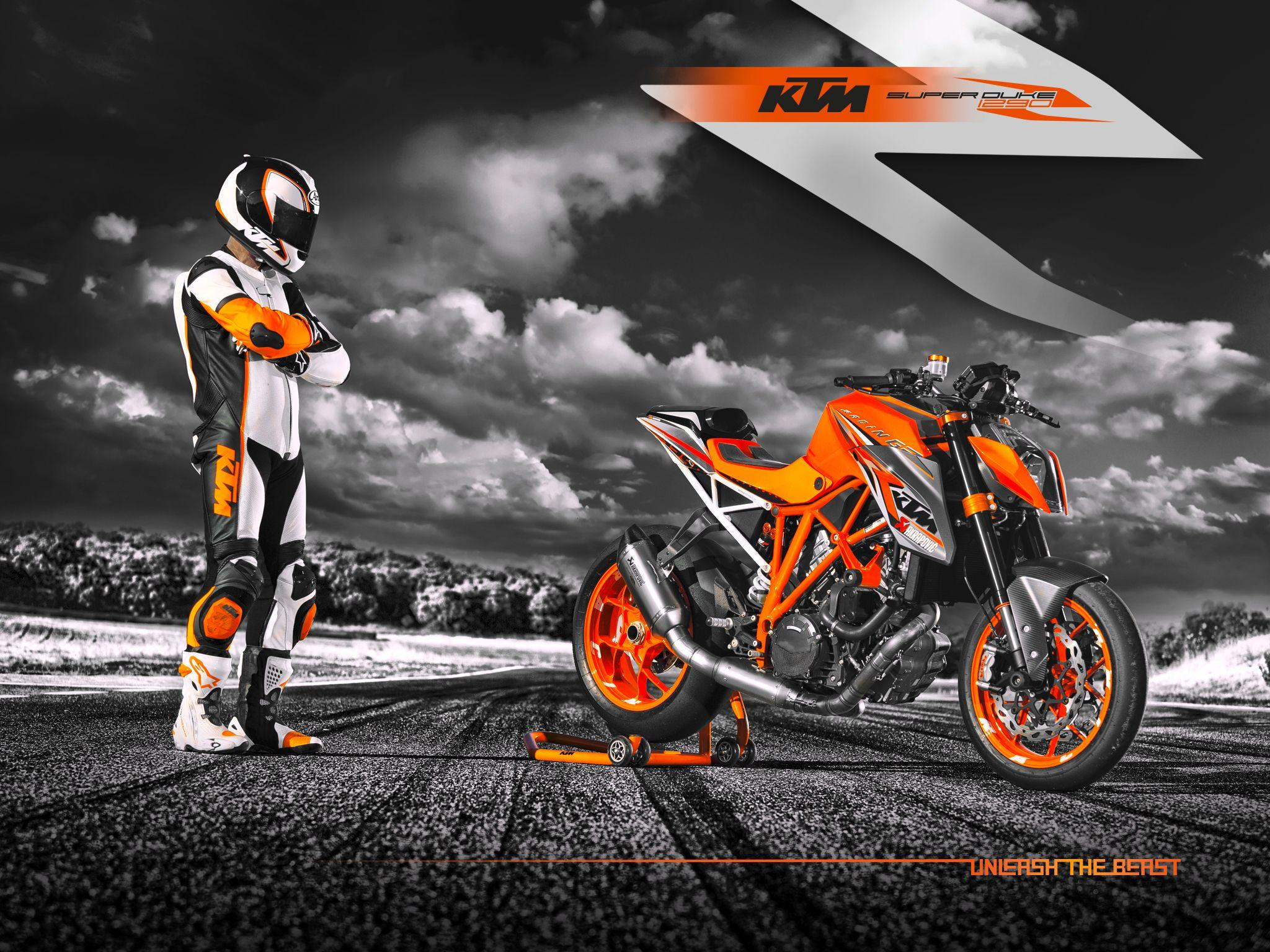 KTM Logo Wallpapers - Wallpaper Cave