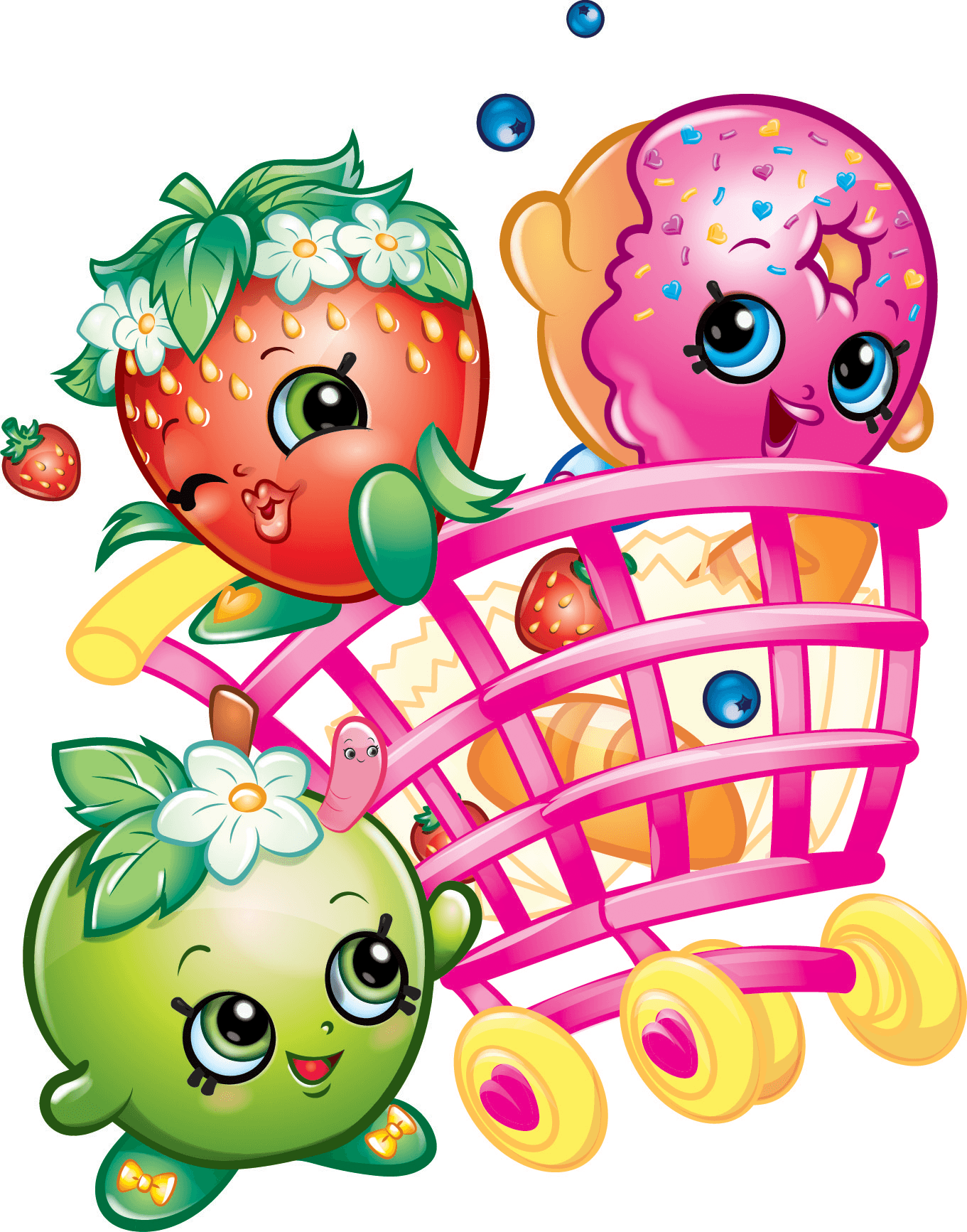 Shopkins Wallpapers