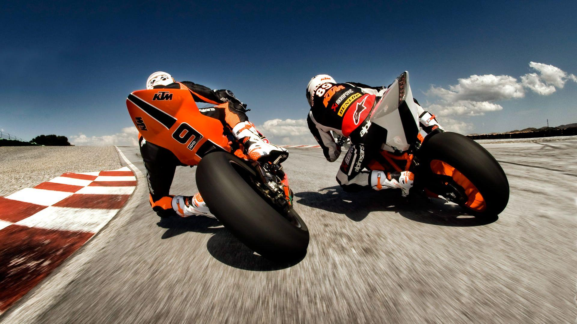 KTM Motorcycles HD Wallpapers, Free Wallaper Downloads, KTM Sport