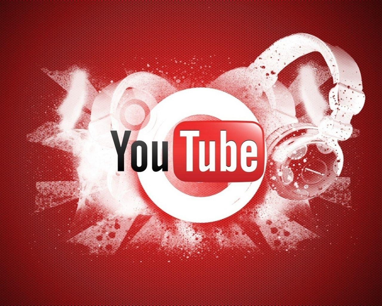 Youtube Logo Wallpapers Wallpaper Cave