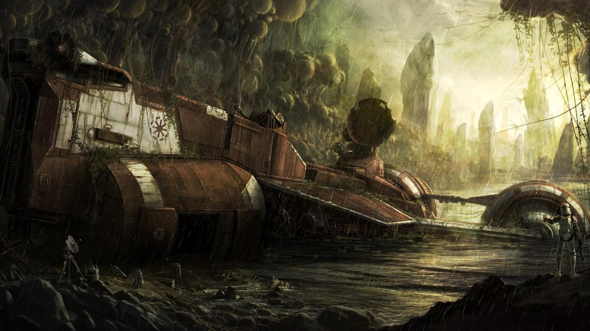 Star Wars Ships Wallpapers - Wallpaper Cave