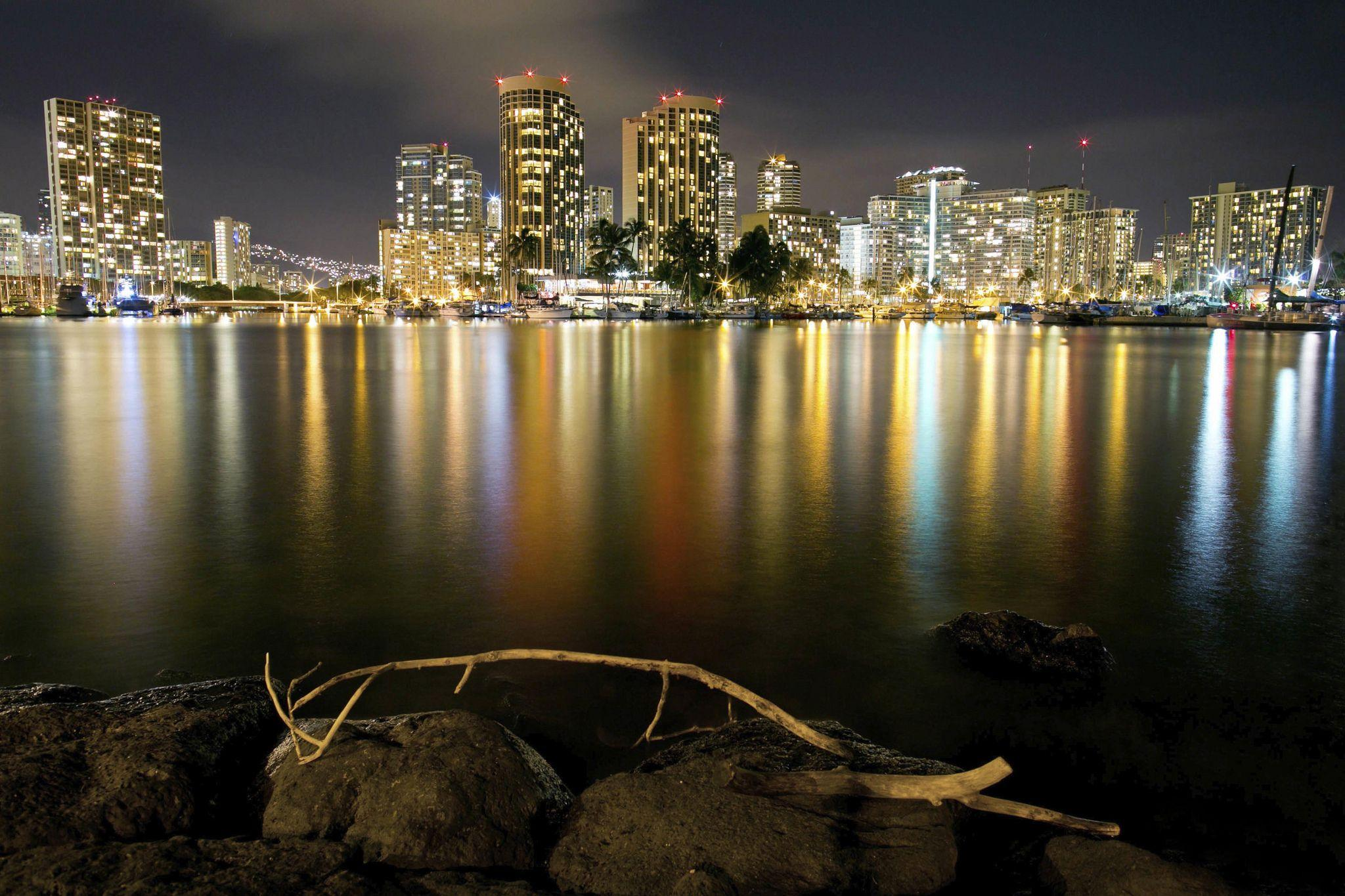 7 Honolulu HD Wallpapers | Backgrounds - Wallpaper Abyss