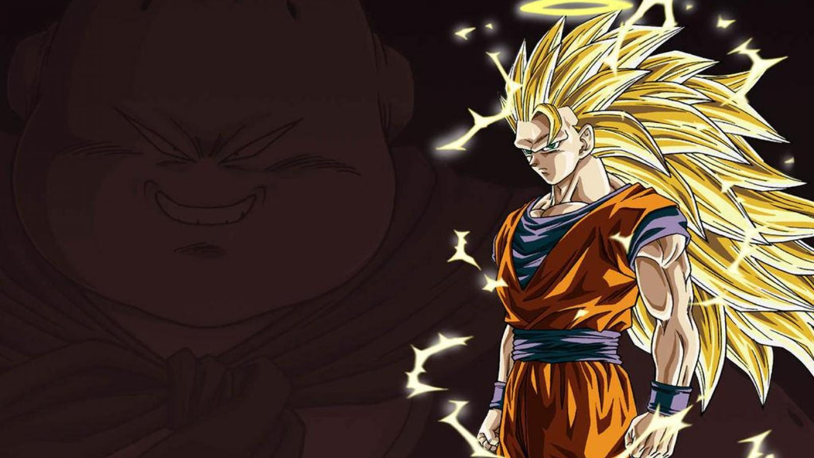 Super Saiyan 3 Wallpapers Wallpaper Cave