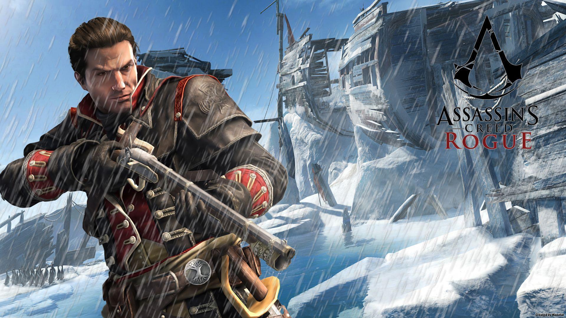 Assassin's Creed Rogue Wallpapers - Wallpaper Cave