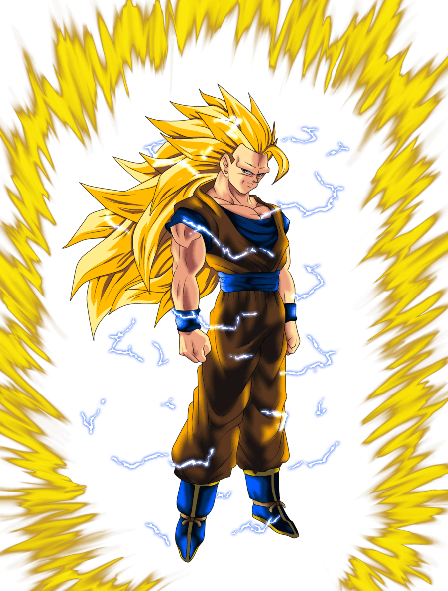 35 Ideas For Wallpaper Dragon Ball Z Goku Super Saiyan 3