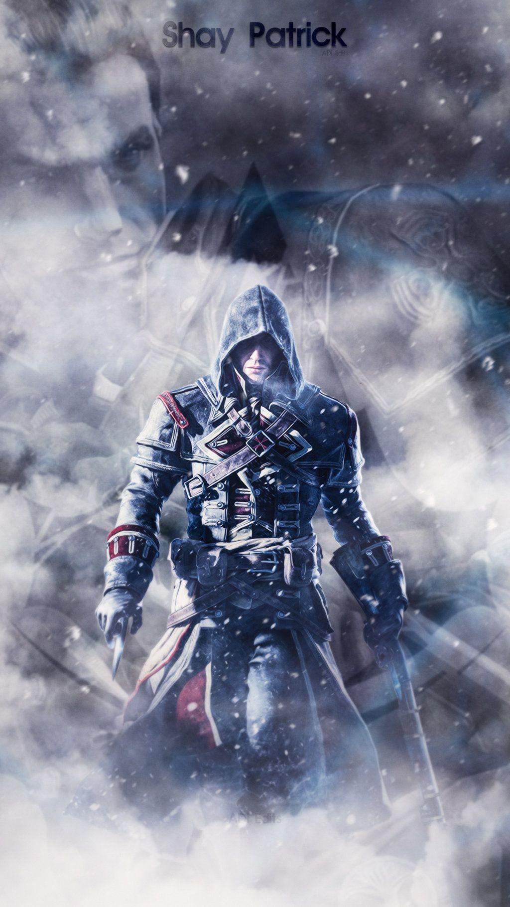 Assassin S Creed Rogue Wallpapers Wallpaper Cave