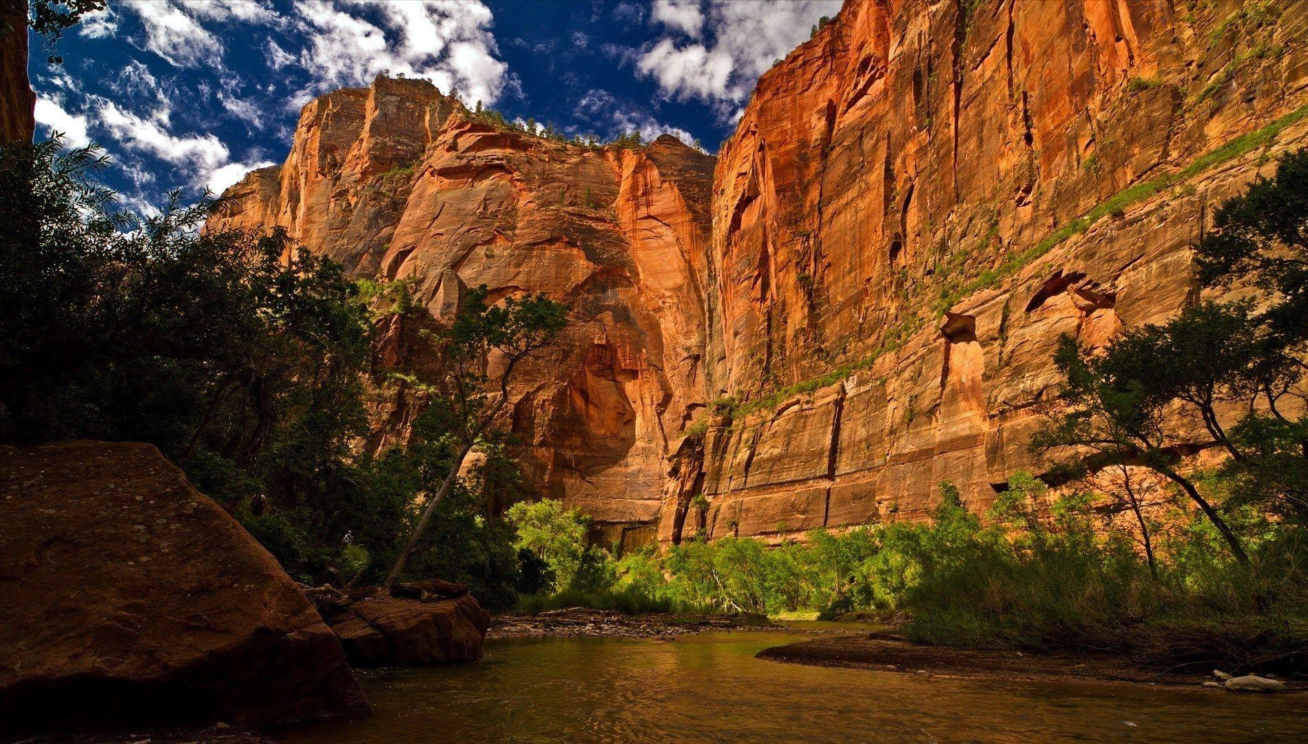 The Narrows Zion National Park 2015 - YouTube