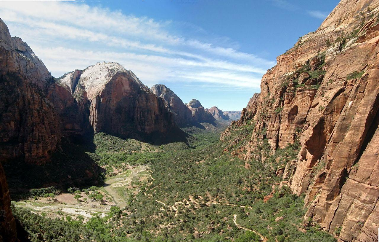 Zion National Park wallpaper (45 images) pictures download