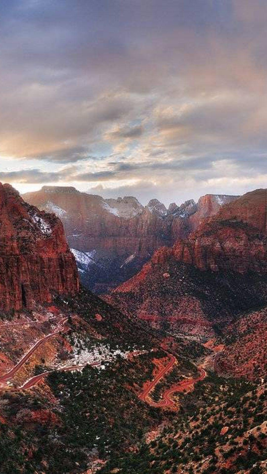 Zion National Park Wallpaper Hd | HD Wallpapers