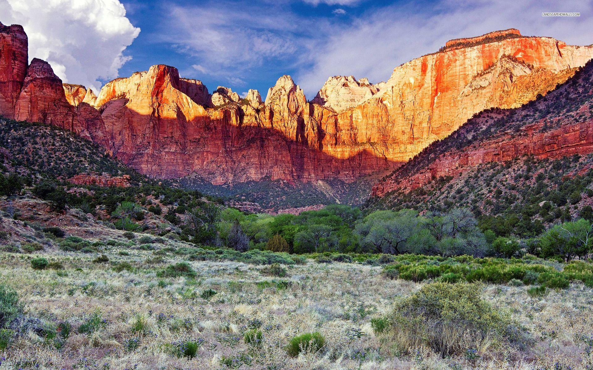 Amazing Zion National Park wallpapers | Amazing Zion National Park ...
