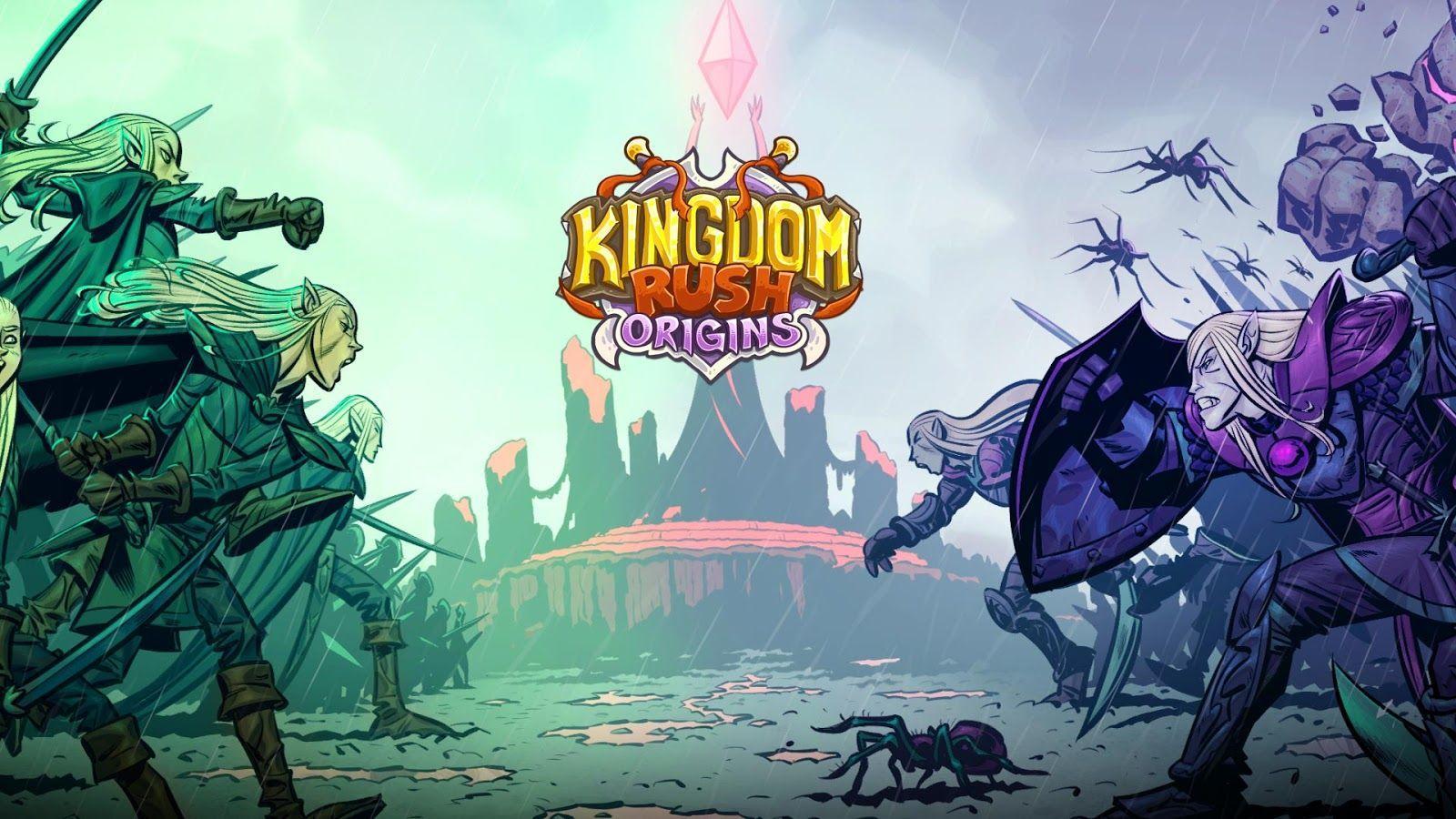 kingdom rush origins mod apk 2.0.4