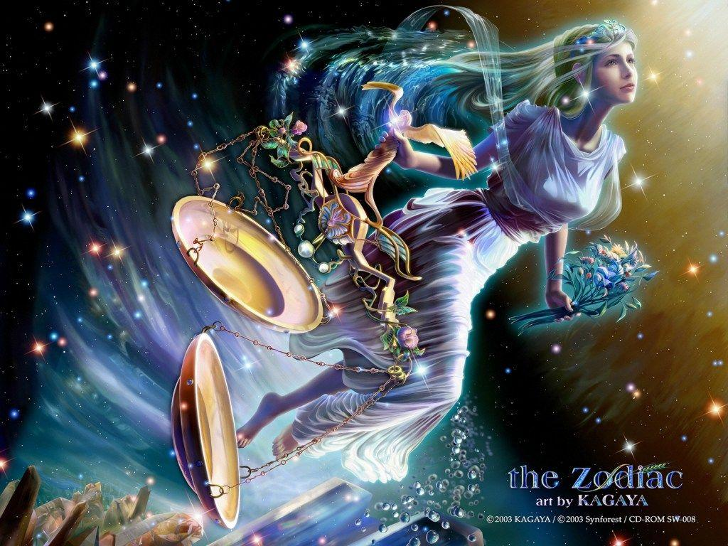 Libra Zodiac Wallpapers Wallpaper Cave