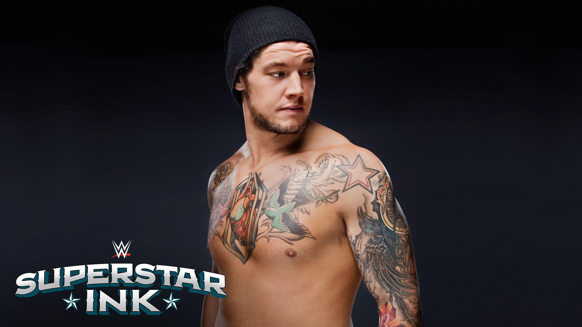 Baron Corbin tells the story behind his most personal tattoo