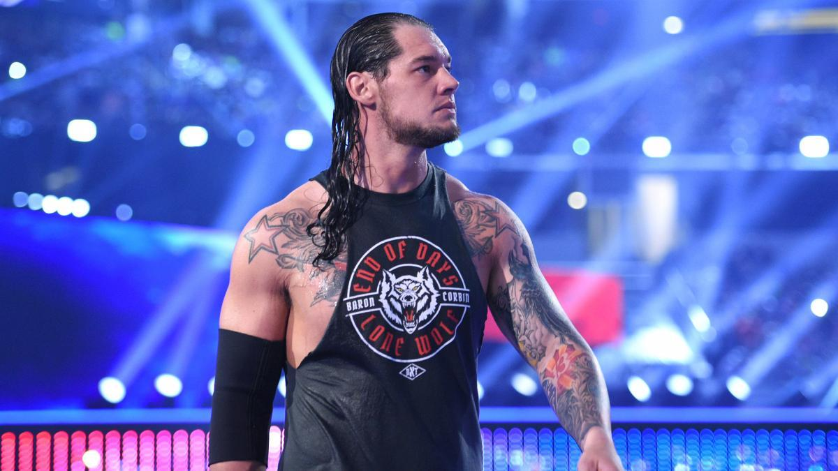 WWE Has Big Plans For Baron Corbin