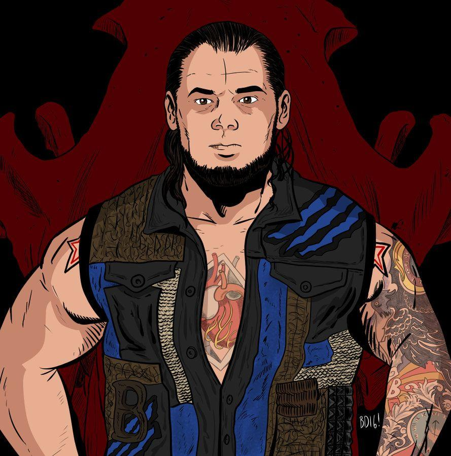 Baron Corbin by thinktankbob