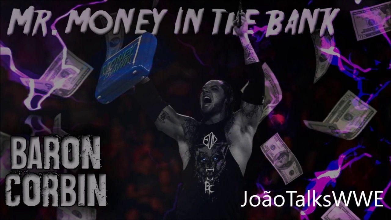 BARON CORBIN MR. MONEY IN THE BANK WALLPAPER