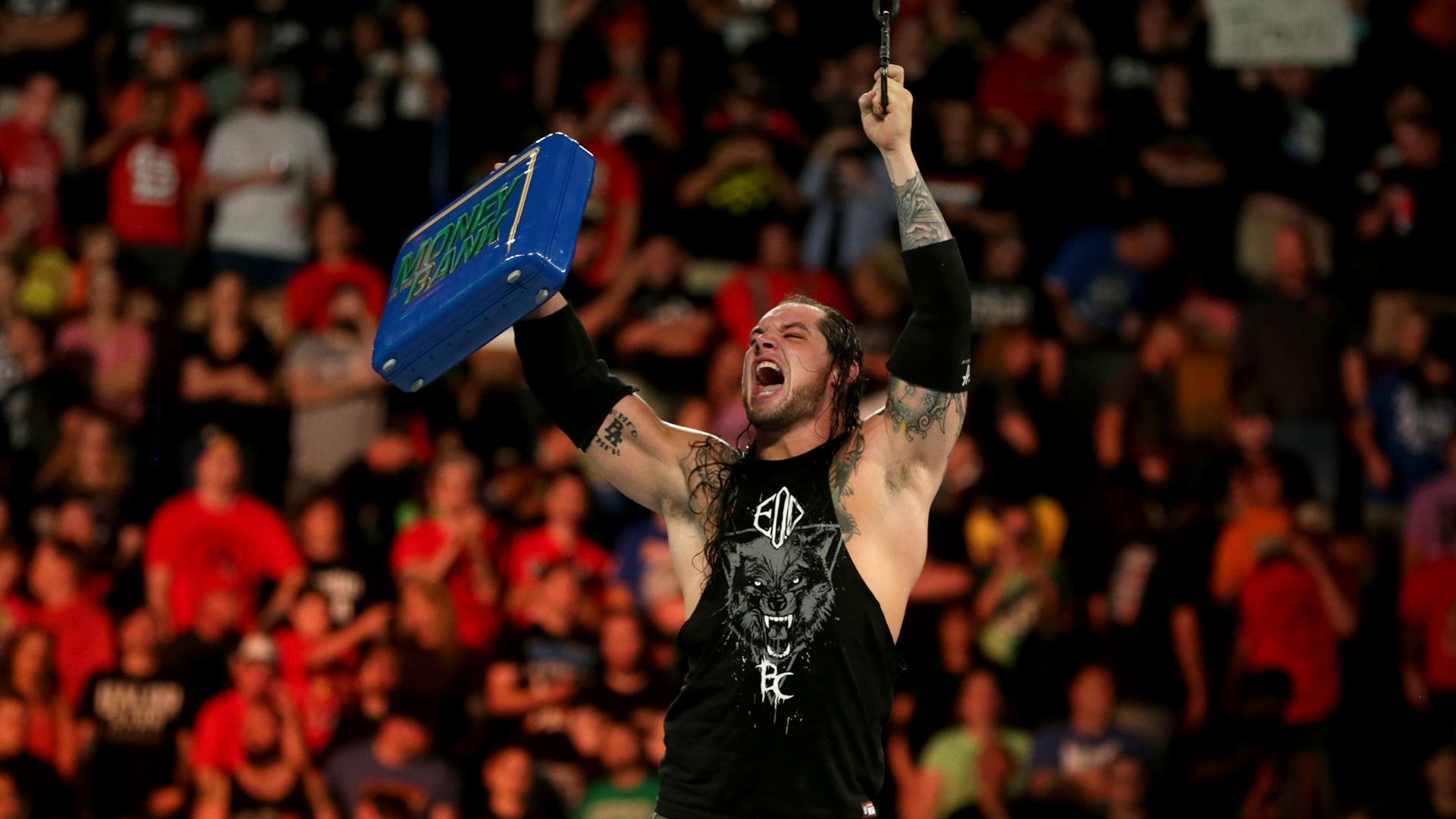 WWE Money in the Bank 2017: 3 Opportunities for Baron Corbin to