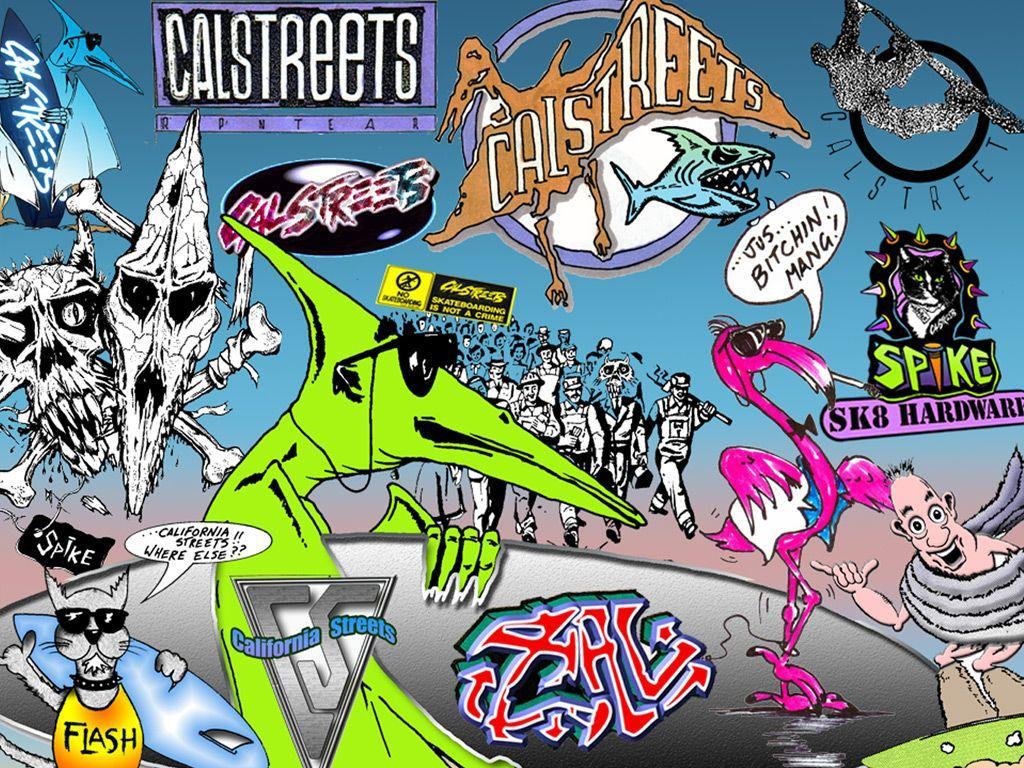 Skateboard Brand Wallpaper Download