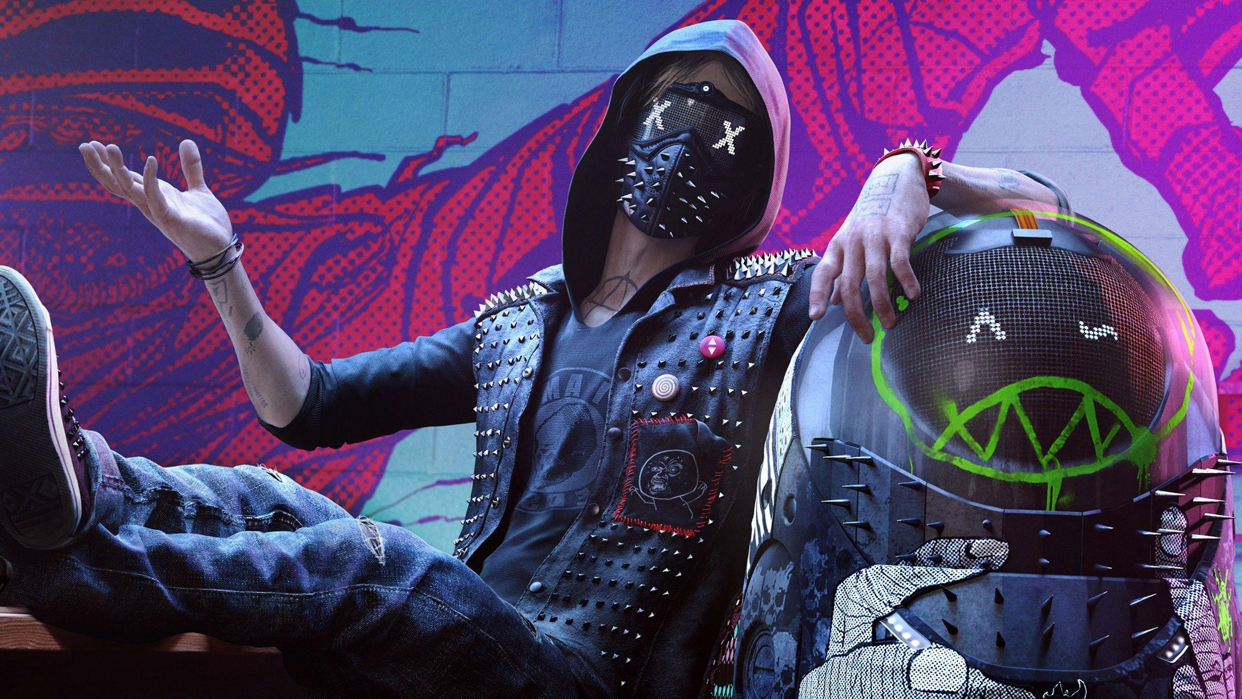 Wrench Watch Dogs Wallpapers Wallpaper Cave