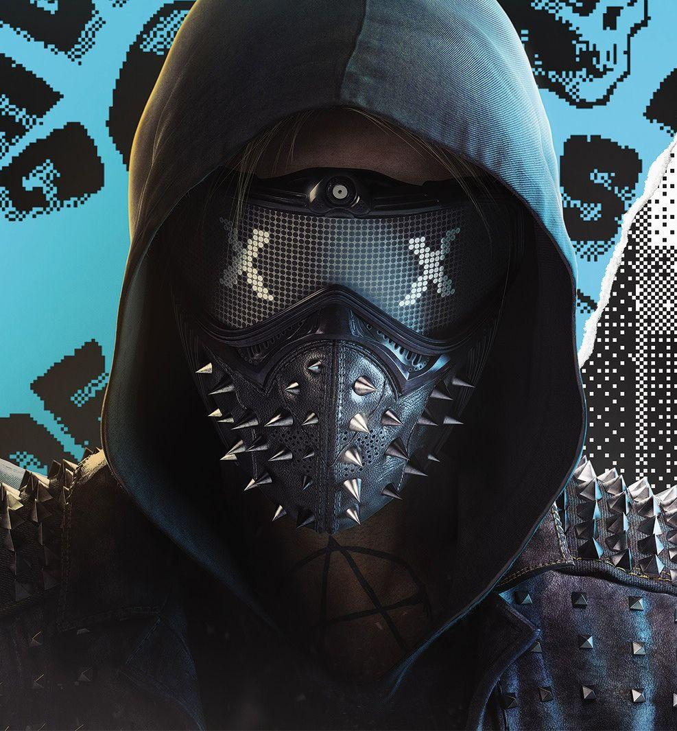 Wrench Watch Dogs Wallpapers