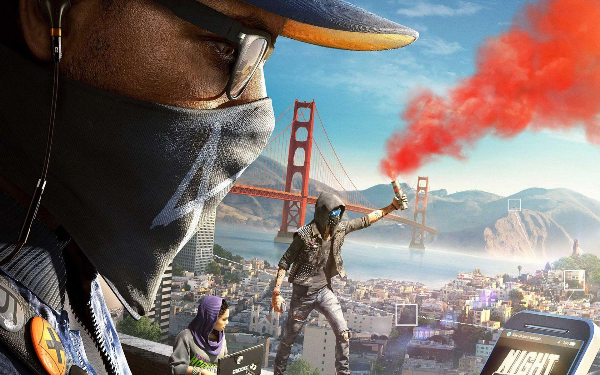 Wrench Watch Dogs Wallpapers - Wallpaper Cave