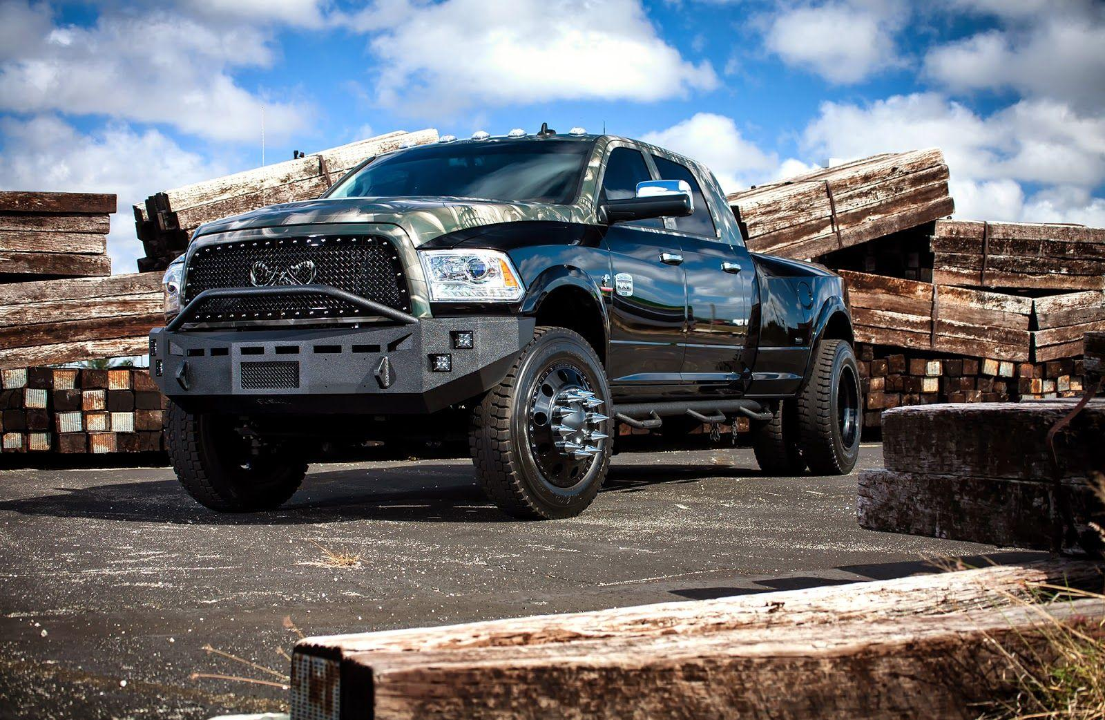 Download Lifted Ford Truck Wallpapers PNG