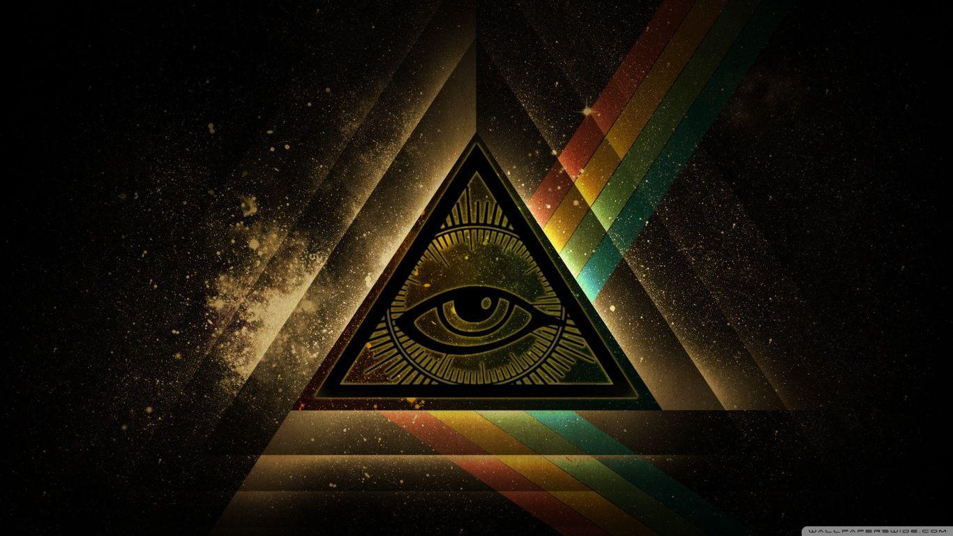 All Seeing Eye Wallpapers Wallpaper Cave