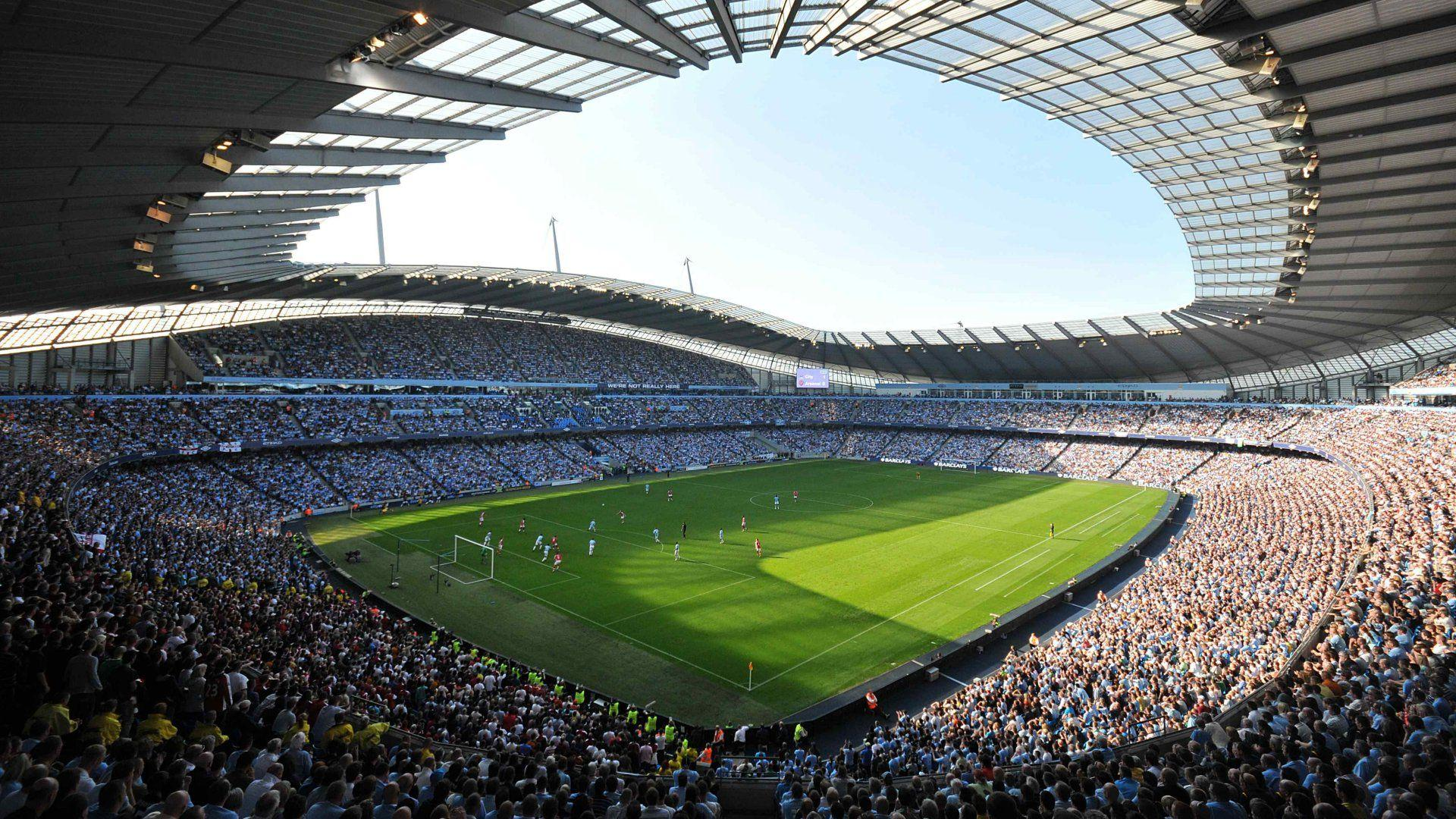 Etihad Stadium Wallpapers - Wallpaper Cave