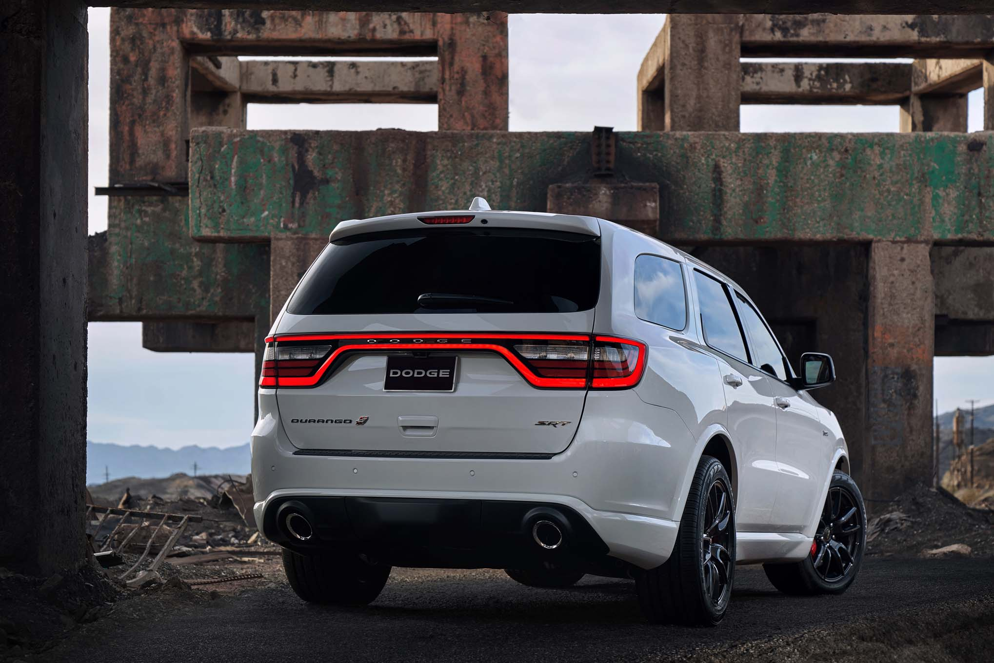 2018 Dodge Durango SRT Pricing Announced, Starts at $64,090