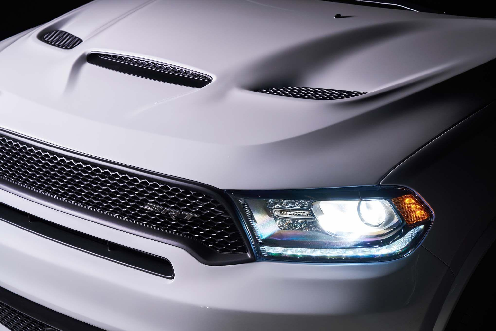 2018 Dodge Durango SRT First Look: The Nearly 500