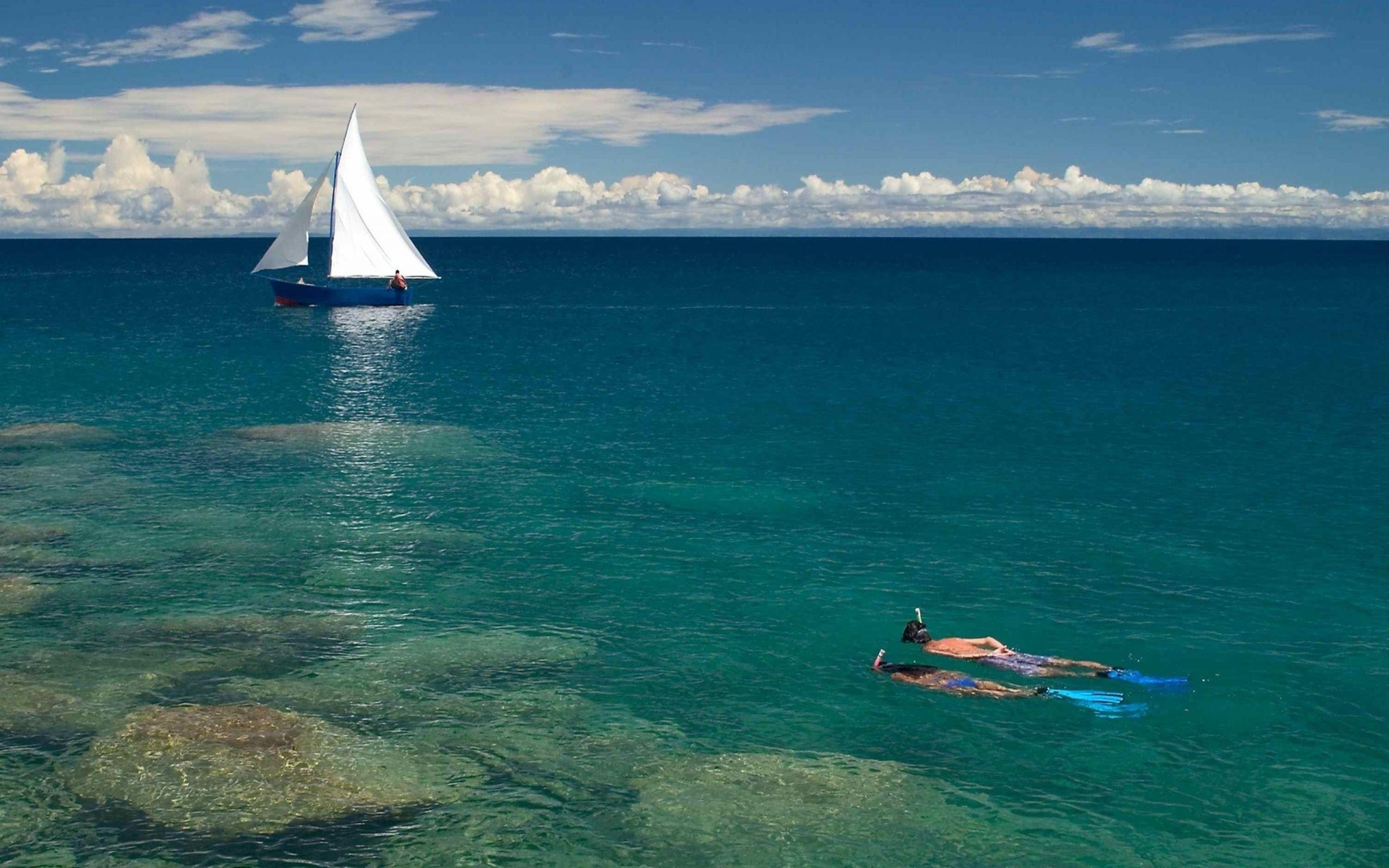 Likoma Island in Malawi | Photo and Desktop Wallpaper