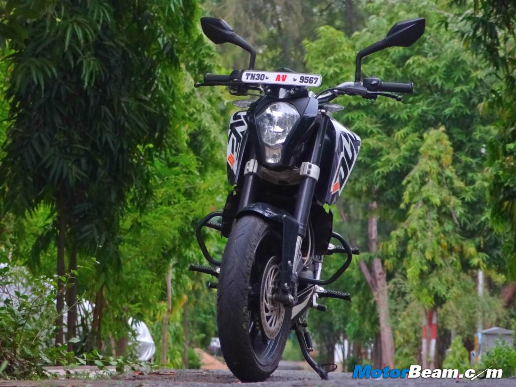 Ktm duke 200 long term review