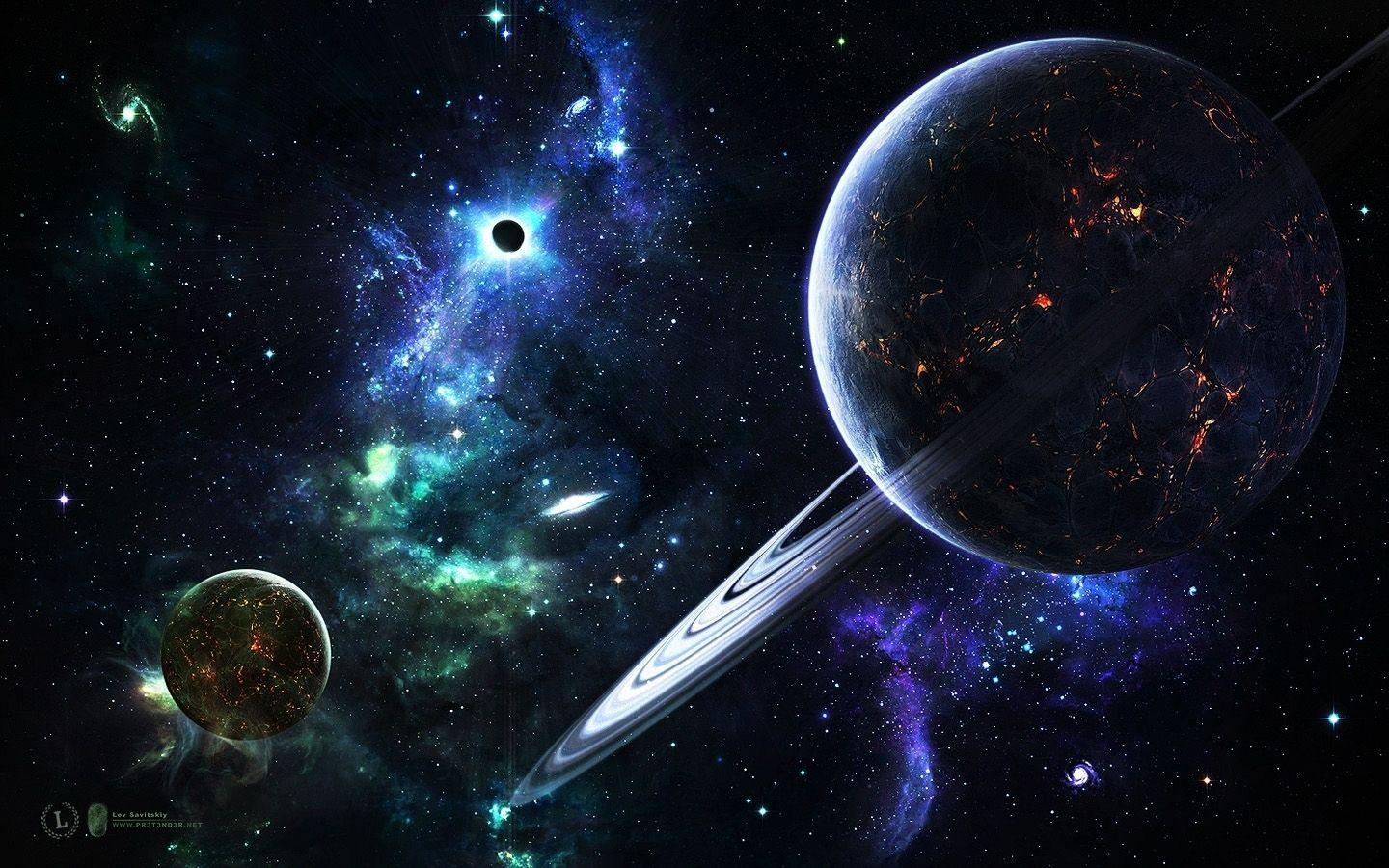 Hd Outer Space Wallpaper: Outer Space HD Wallpapers