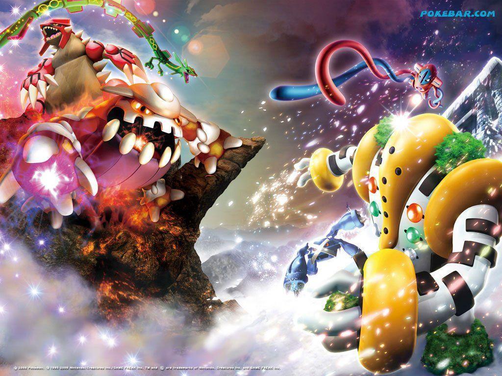 Pokemon EX Wallpapers