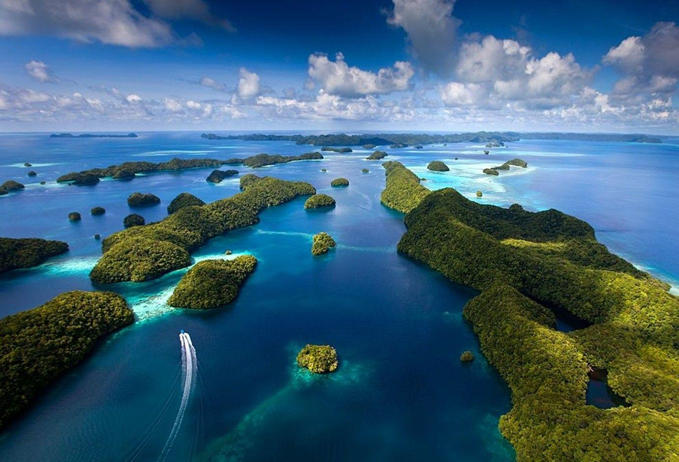 Palau Tag wallpapers: Palau Islands Ocean Reef Desktop Background ...