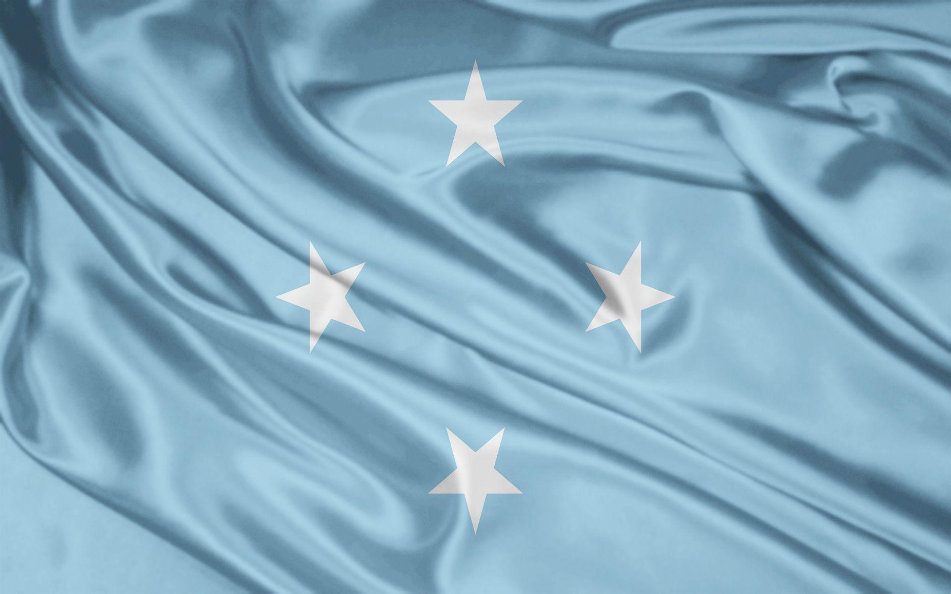 Micronesia flag wallpapers | Micronesia flag stock photos