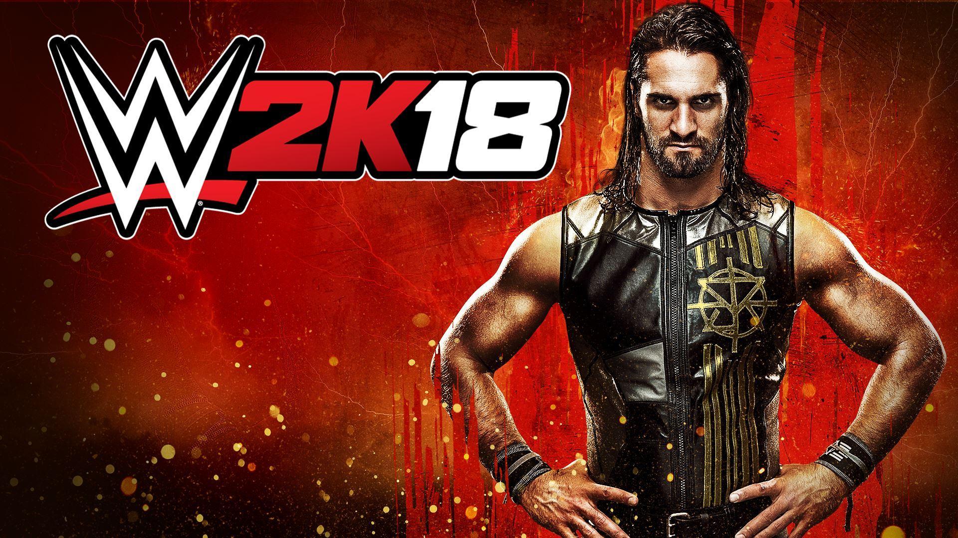 WWE 2K18 Wallpapers