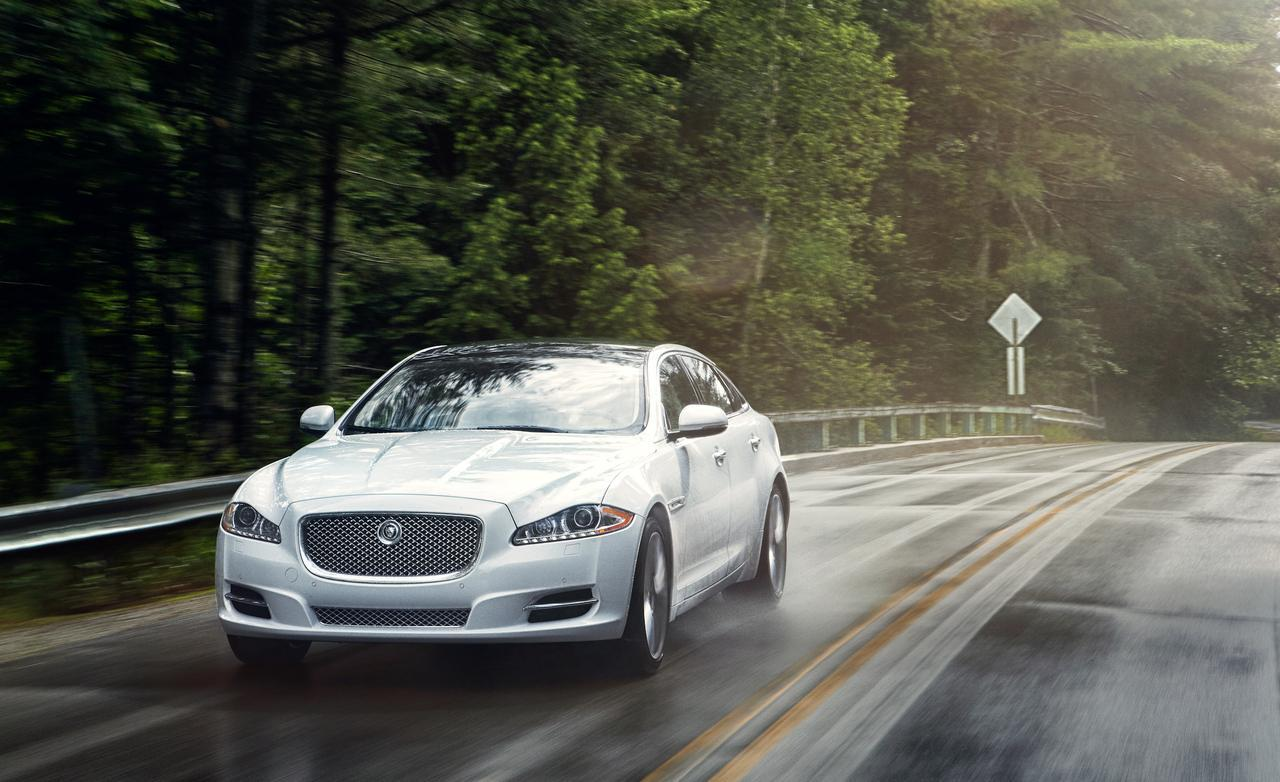 Jaguar Xj Wallpapers Wallpaper Cave