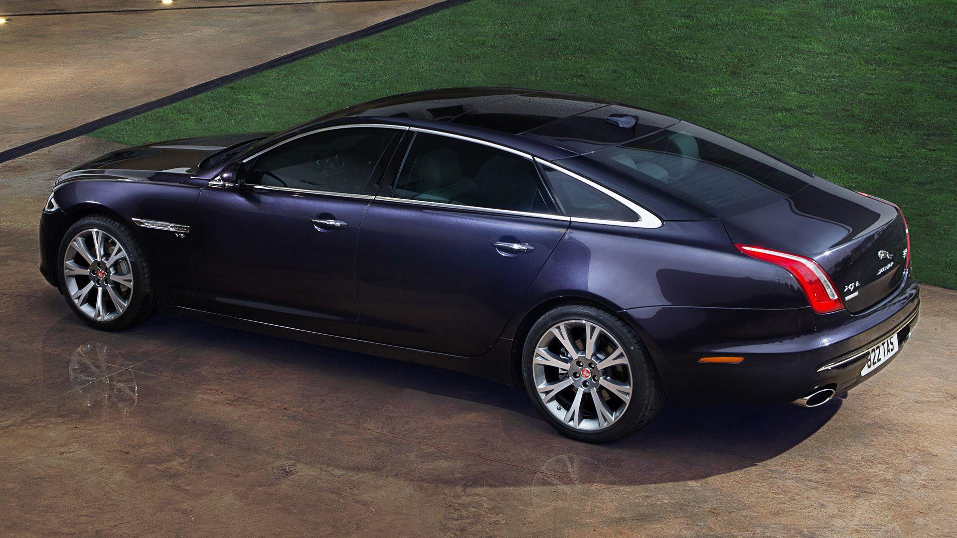 Jaguar Xj Hd Images