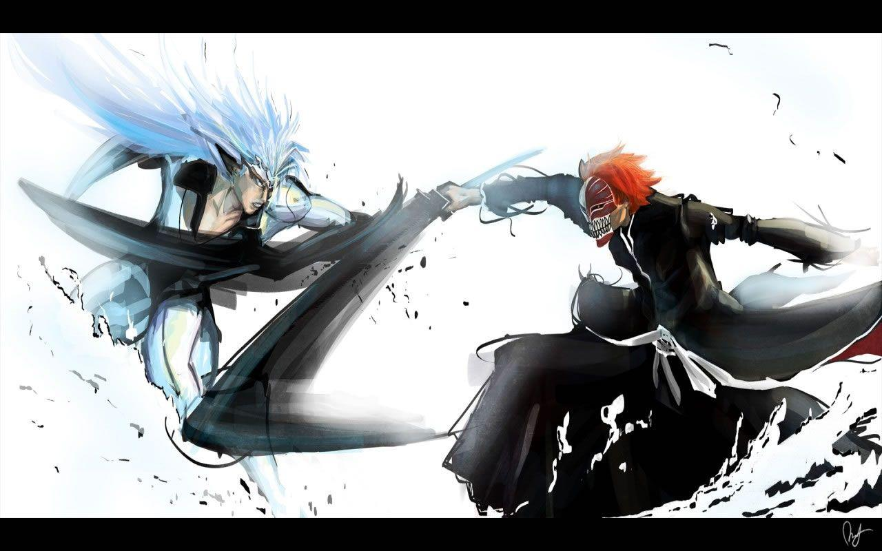 Anime Fight Wallpapers Wallpaper Cave