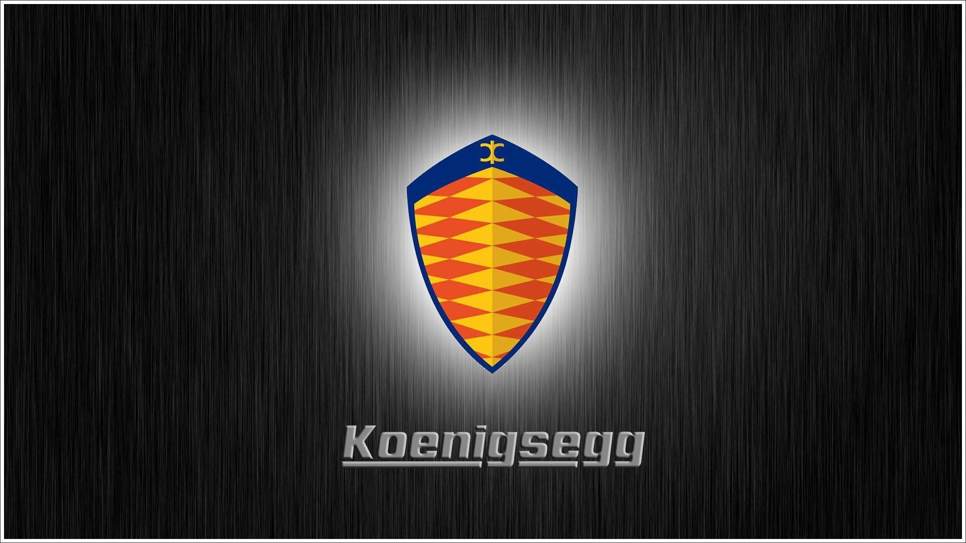 KOENIGSEGG LOGO DESKTOP HD BACKGROUND