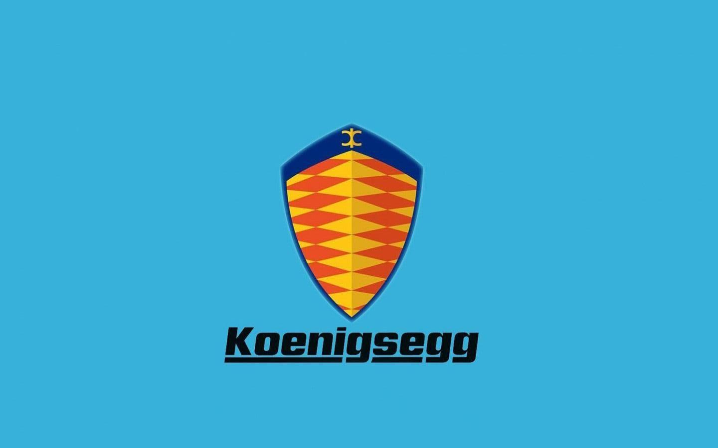 KOENIGSEGG LOGO DESKTOP BACKGROUND