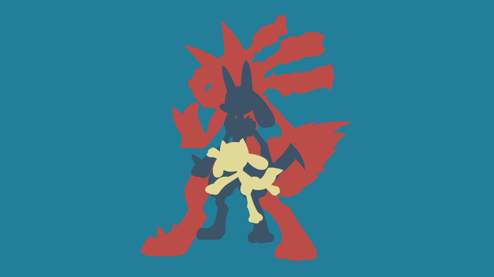 Pokemon Lucario Wallpapers Group (83+)