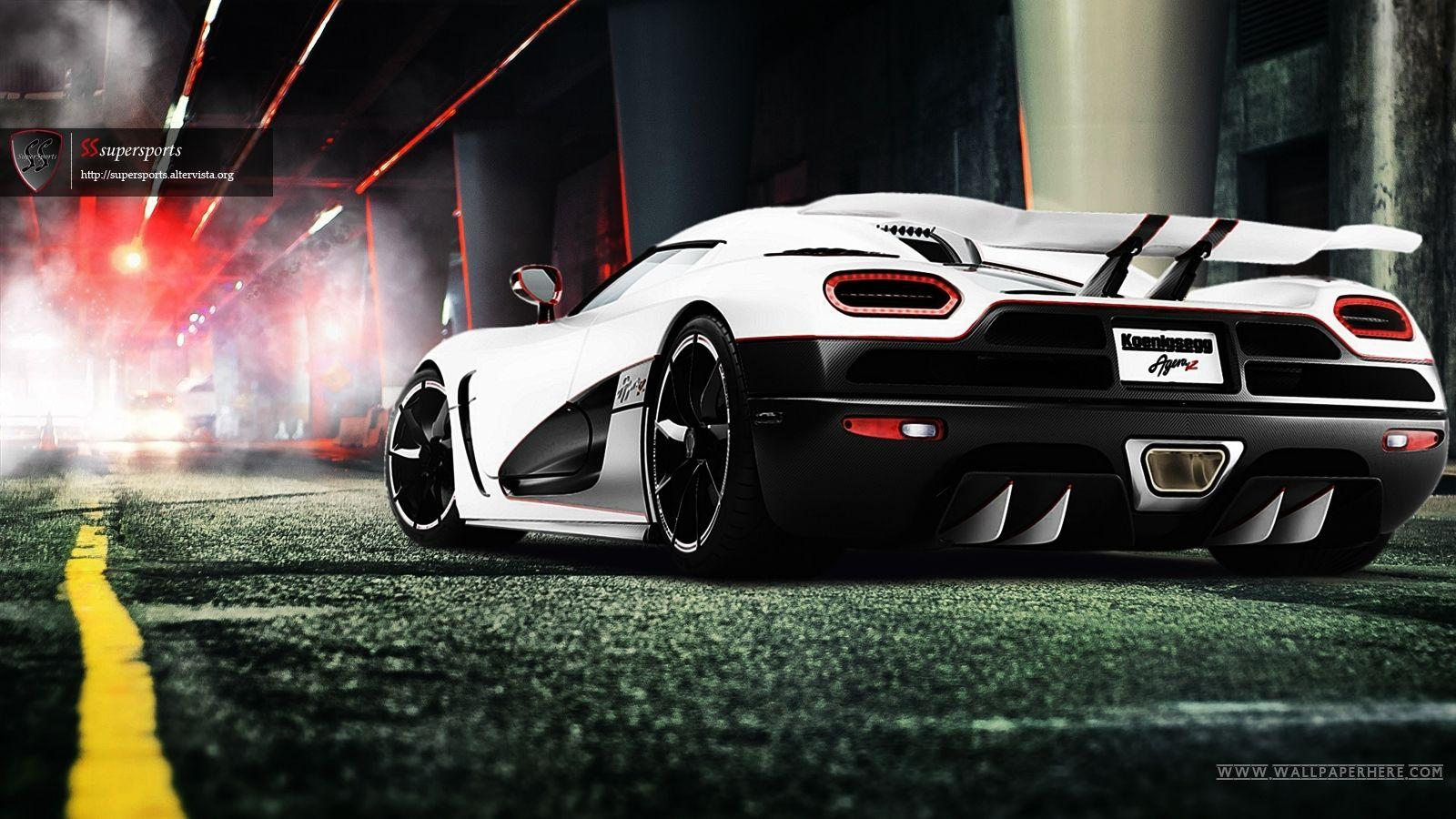 1600x900 Koenigsegg Agera R Wallpapers Download
