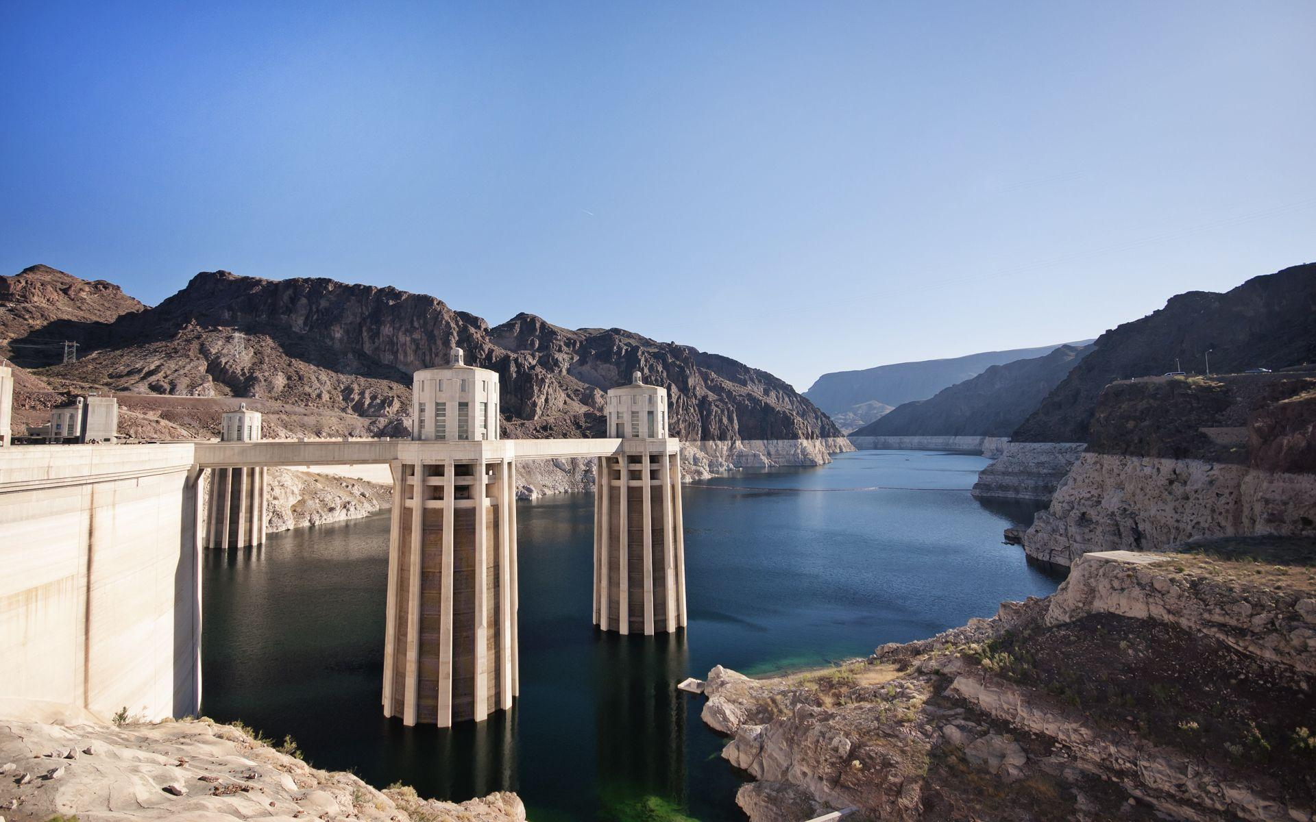 Daily Wallpaper: Hoover Dam [Exclusive]