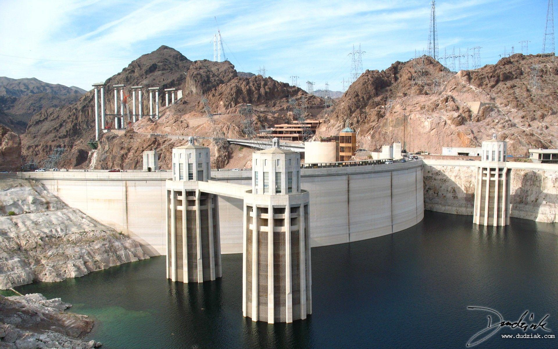 Hoover Dam 1920x1200