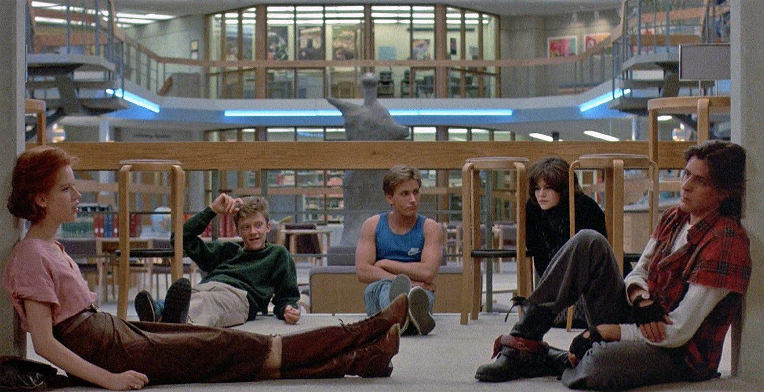 theresa puchta on the 1985 film the breakfast club by john hughes Ally sheedy celebrity profile and joined the so-called brat pack in 1985 after appearing in john hughes' the breakfast club and sincerely yours, the breakfast.