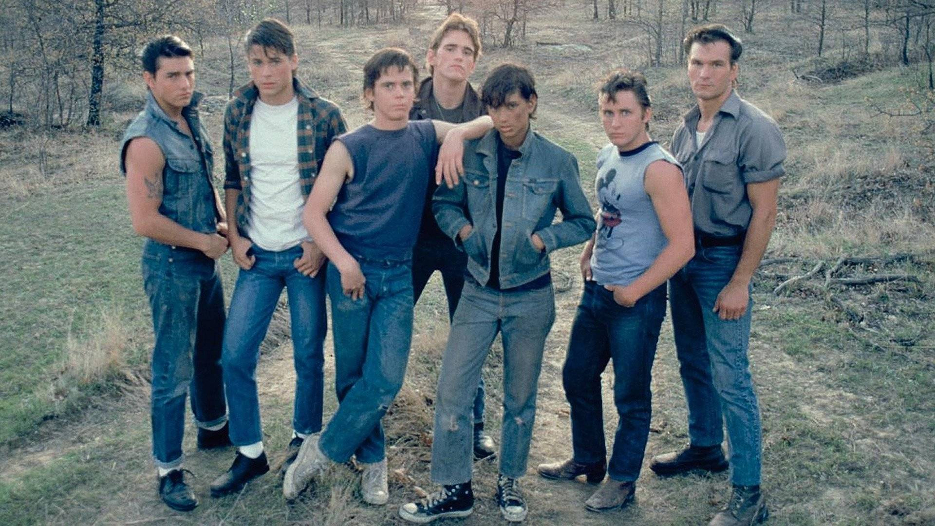 The Outsiders Wallpapers Wallpaper Cave